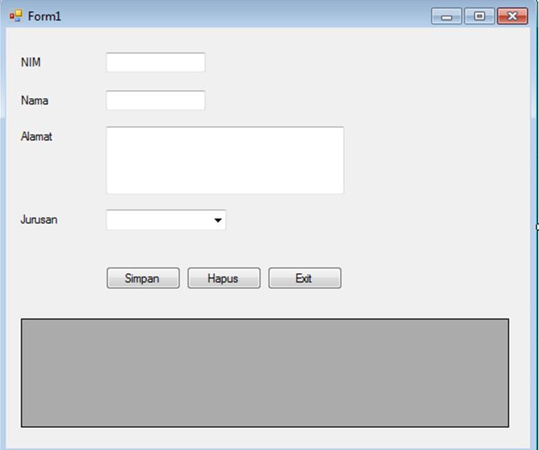 VB NET dengan MySQL emerer.com