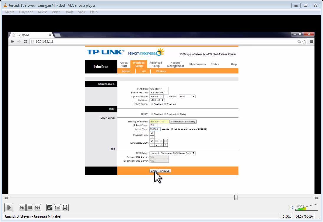 10 setting modem adsl dari speedy emerer.com