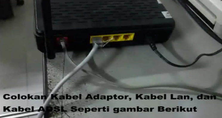 2 Tutorial Lengkap Setting Modem Router Wireless D-LINK DSL 2640B emerer.com
