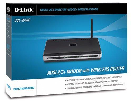 D-Link dsl 2640 b emerer.com