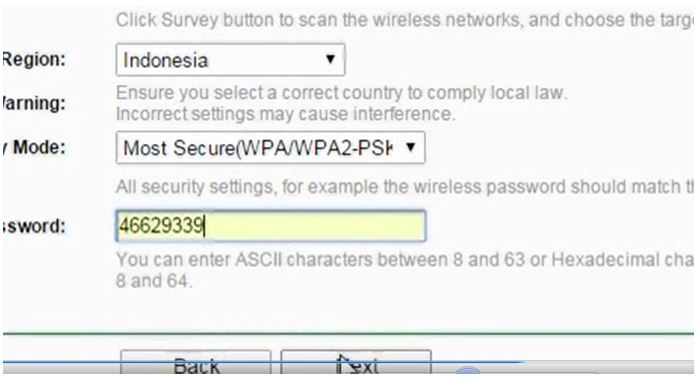 10 Memperluas Jaringan Wireless dengan Access Point TL-WA701ND Sebagai Repeater emerer.com