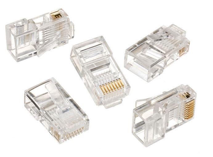 2 Cara Crimping dan Pasang Konektor RJ-45 pada Kabel UTP LAN model Straight serta Cross emerer.com