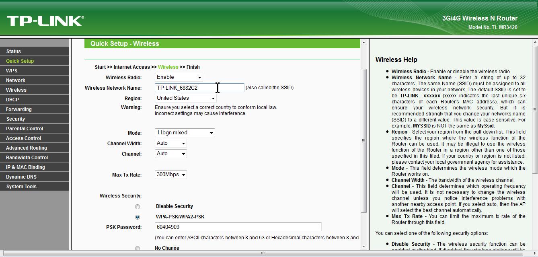 Berbagi Koneksi Internet MODEM USB Dengan Wireless Router TP Link MR3420 10 emerer.com