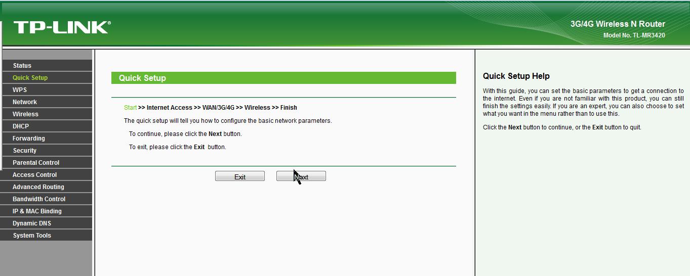 Berbagi Koneksi Internet MODEM USB Dengan Wireless Router TP Link MR3420 8 emerer.com