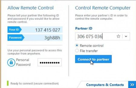 5 Cara Meremote Laptop dengan TeamViewer emerer.com