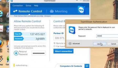 6 Cara Meremote Laptop dengan TeamViewer emerer.com