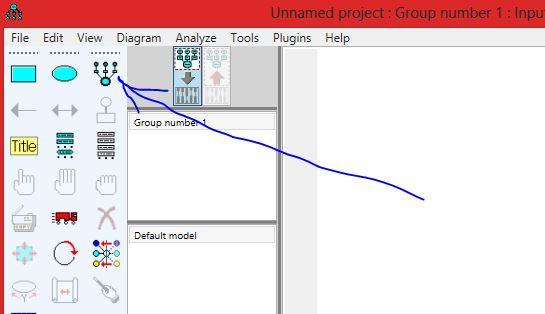 8 Pengolahan data dengan AMOS Cara Membuat Model SEM emerer com