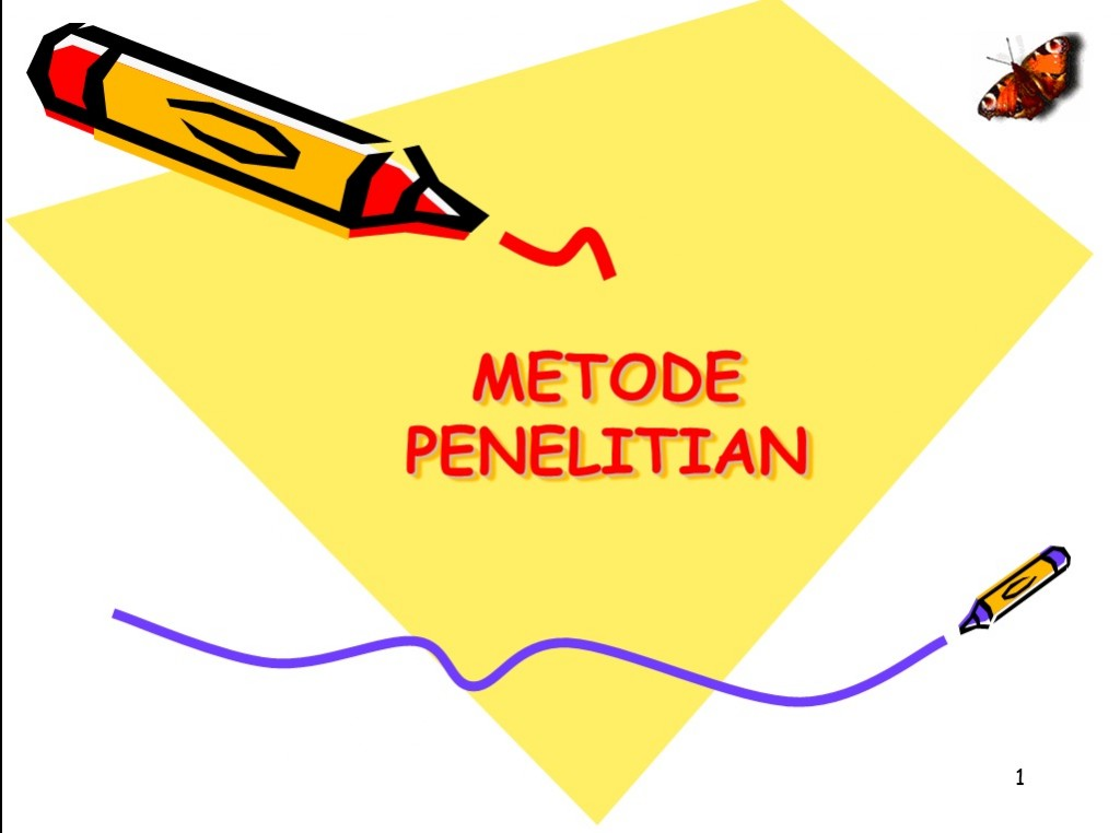 Metode Penelitian Jenis Penelitian Emerer Com