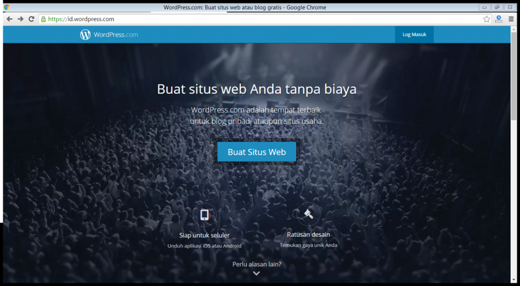 1 cara membuat wordpress indonesia emerer.om