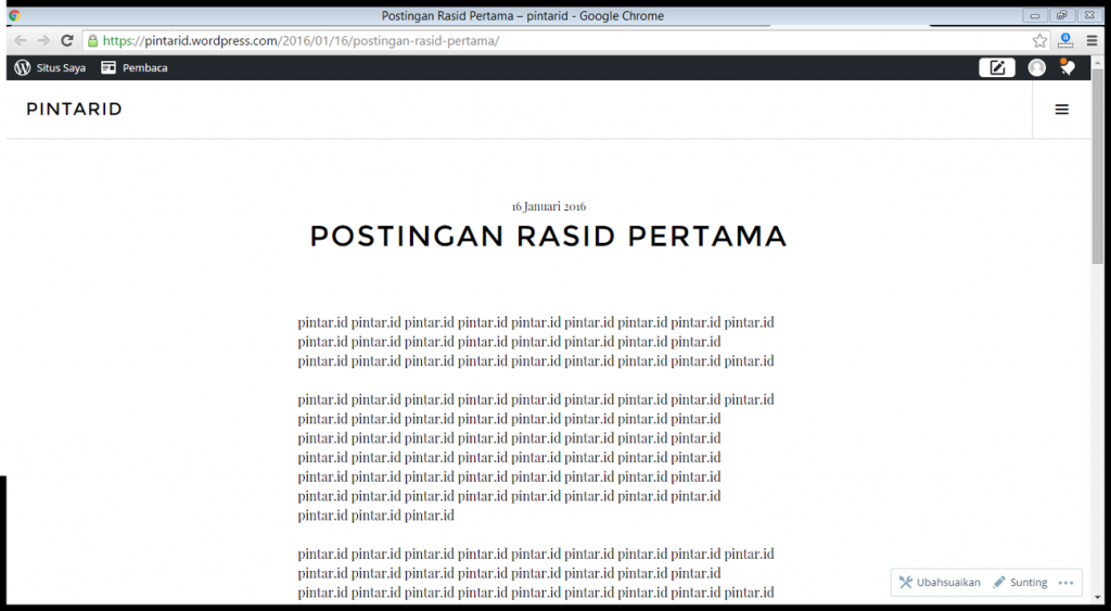 11 cara membuat wordpress indonesia emerer.om