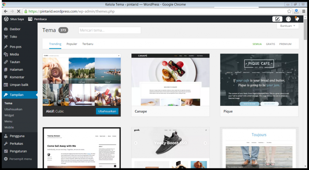 14 cara membuat wordpress indonesia emerer.om