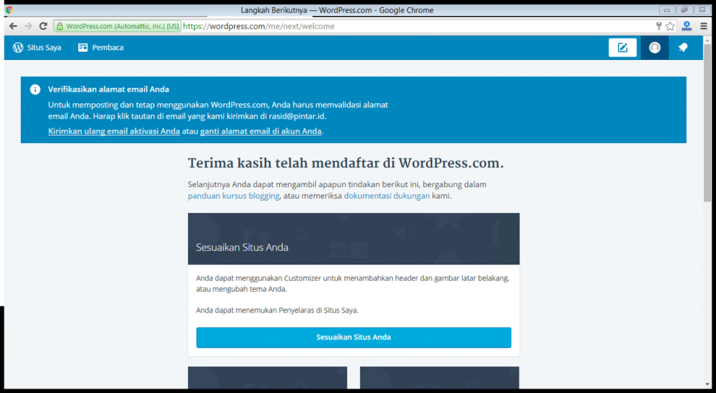 5 cara membuat wordpress indonesia emerer.om