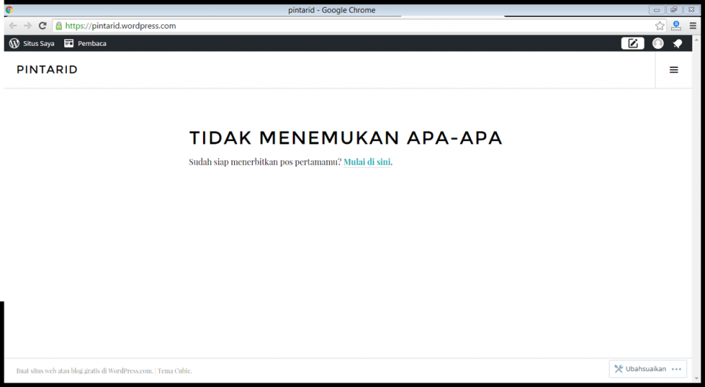 8 cara membuat wordpress indonesia emerer.om