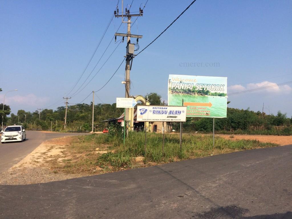 Jalan Jalan Pantai Setokok Barelang emerer.com 1