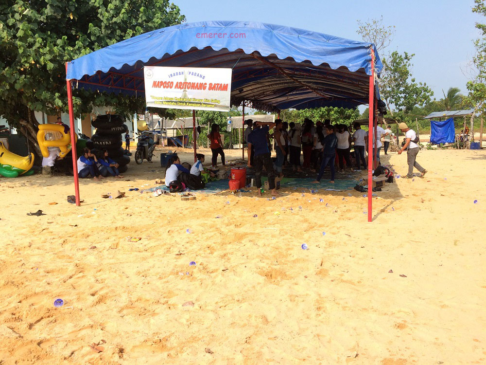 Jalan Jalan Pantai Setokok Barelang emerer.com 10a