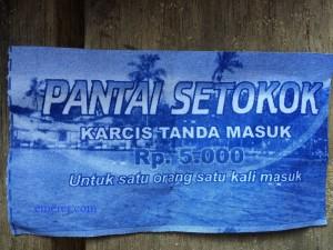 Jalan Jalan Pantai Setokok Barelang emerer.com 2