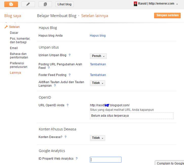 22 Cara Melihat Jumlah Pengunjung Website Kamu Dengan Akurat Google Analytics emerer.com