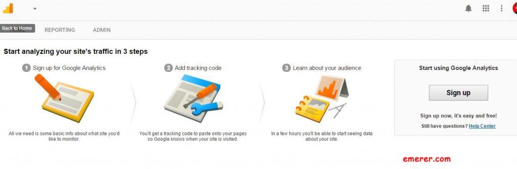 3 Cara Melihat Jumlah Pengunjung Website Kamu Dengan Akurat Google Analytics emerer.com