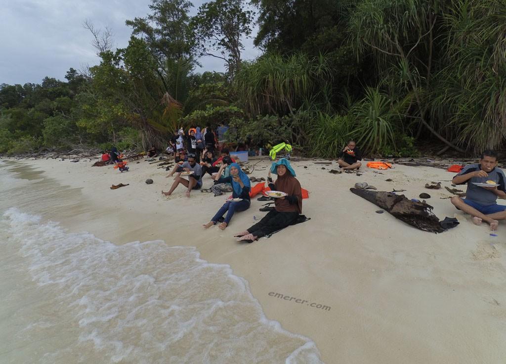 Snorkling Pulau Abang Batam