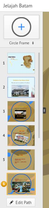 Dengan Prezi, Cara membuat Presentasi yang Menarik 11