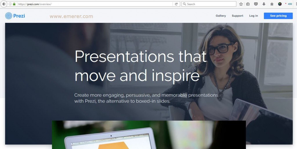 Dengan Prezi, Cara membuat Presentasi yang Menarik 2