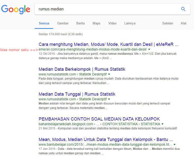 SEO, Cara Agar Website di Halaman Pertama Google, Yahoo, Bing 2