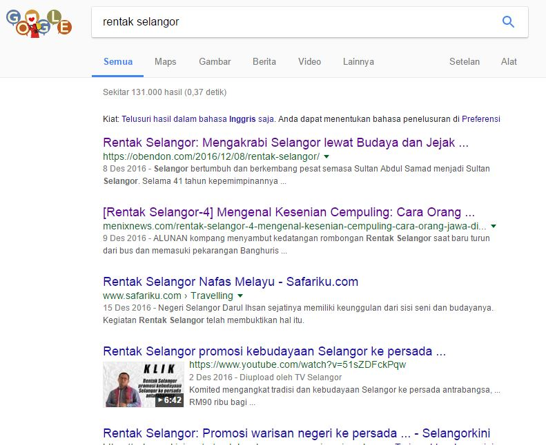 SEO, Cara Agar Website di Halaman Pertama Google, Yahoo, Bing 4