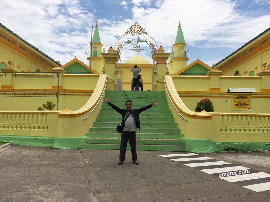 Pulau Penyengat, tempatnya Wisata Sejarah dan Religi 1