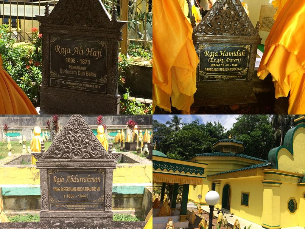 Pulau Penyengat, tempatnya Wisata Sejarah dan Religi 4