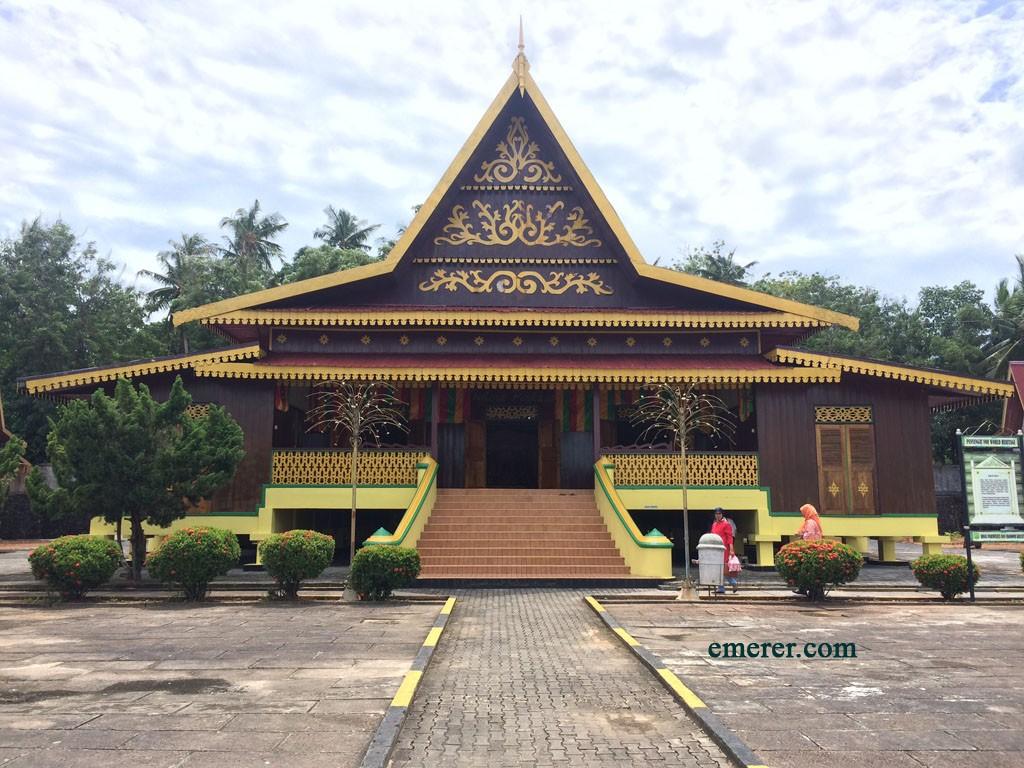 Pulau Penyengat, tempatnya Wisata Sejarah dan Religi 6