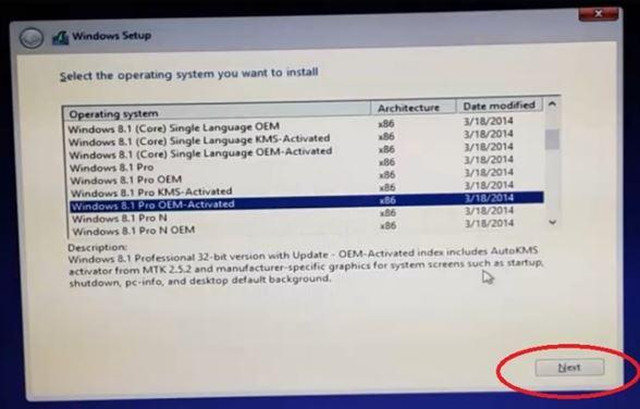 Windows Tiny7 Rev01 Unattended